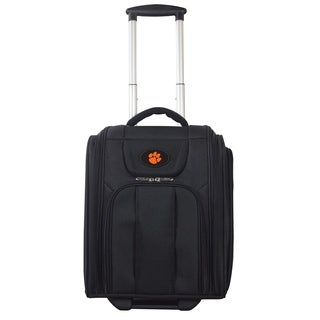 NCAA Clemson Business Tote laptop bag in Black