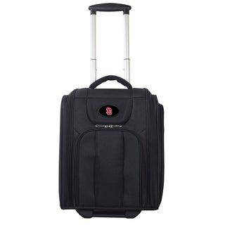 NCAA South Dakota Business Tote laptop bag in Black
