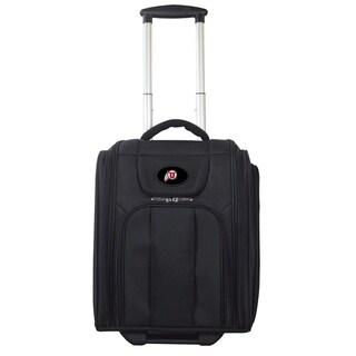 NCAA Utah Business Tote laptop bag in Black