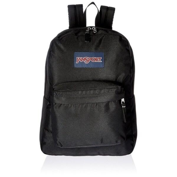 9965c99e49 Shop Jansport SuperBreak 25L Backpack - Black - JS00T501008 - Free Shipping  Today - Overstock - 18271545
