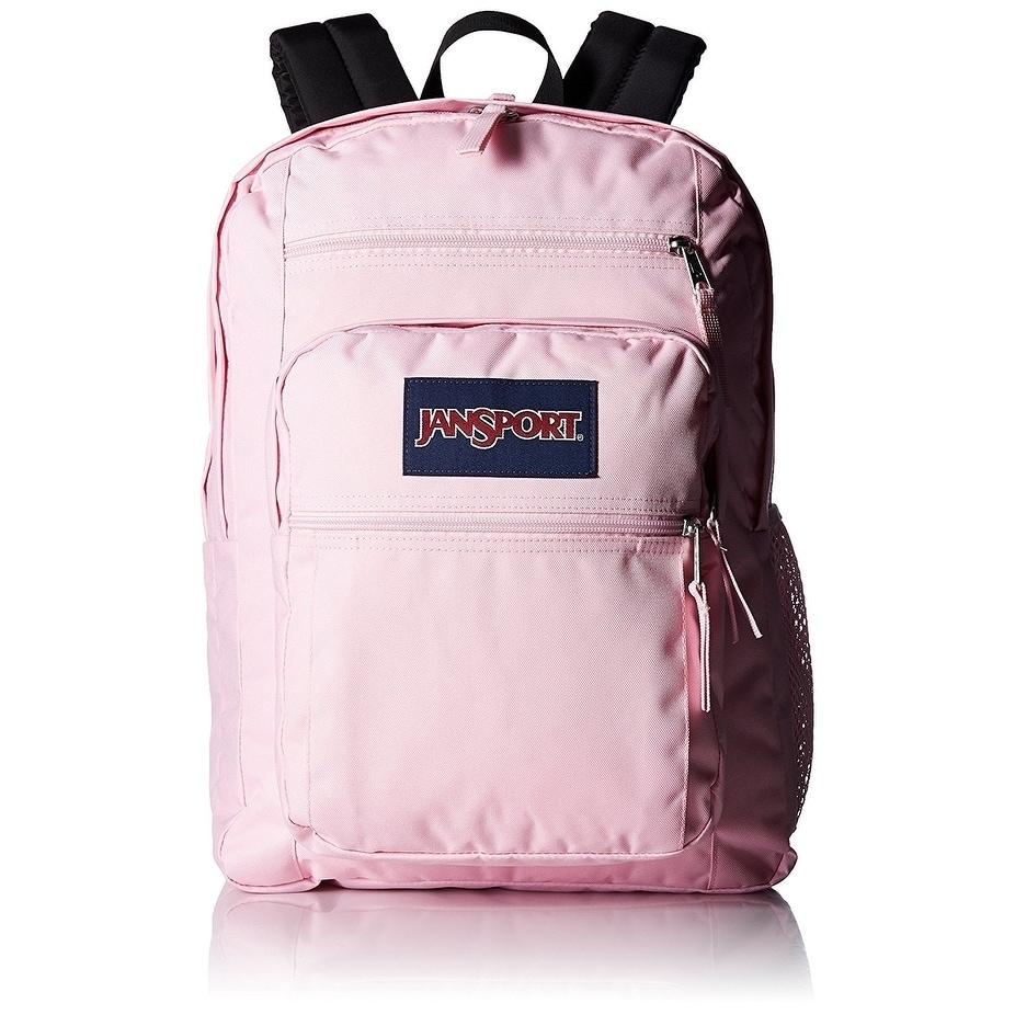 JANSPORT Big Student Backpack - 17.5 Inch - Pink Mist - J...