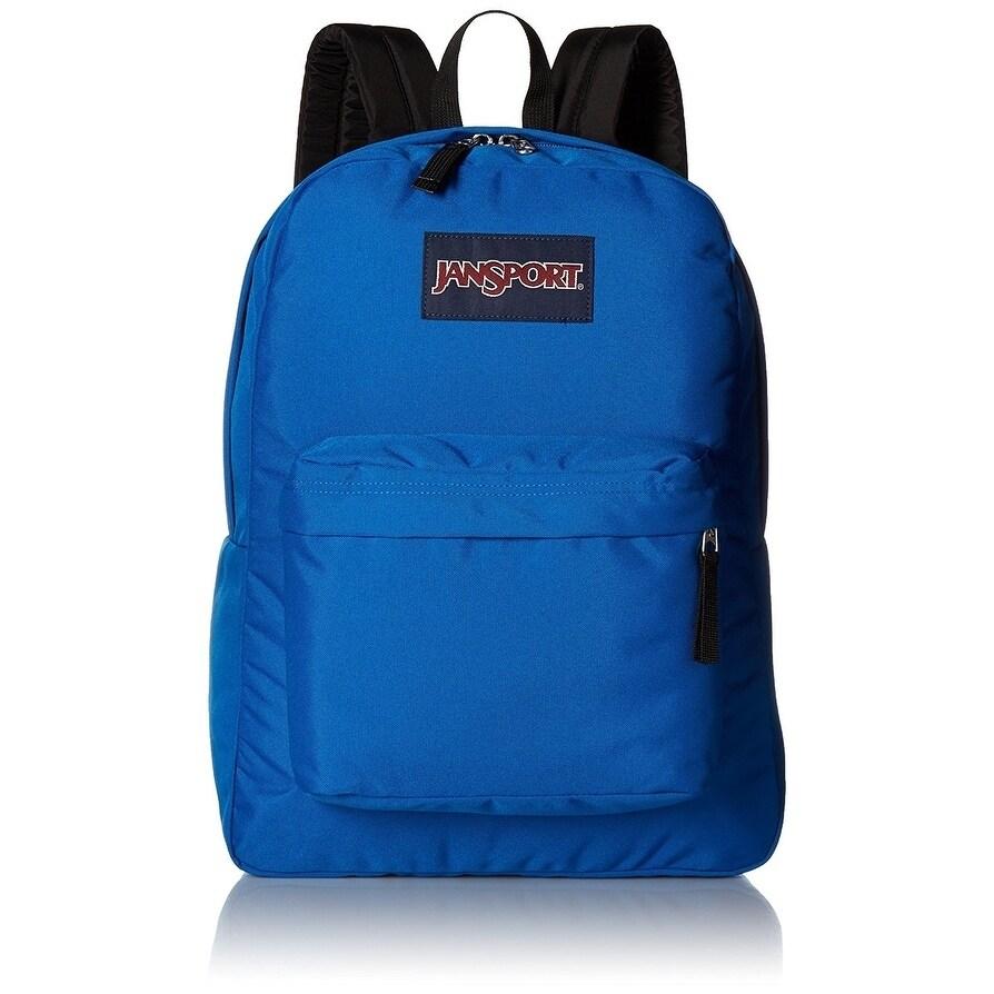 JANSPORT SuperBreak Backpack - Stellar Blue - JS00T50131Q