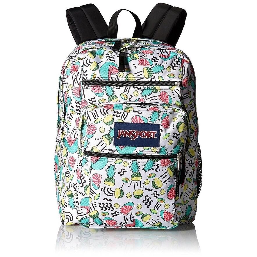 JANSPORT Unisex Big Student Fruit Ninja Backpack - JS00TD...