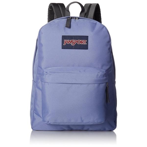 Shop JanSport SuperBreak Backpack - Bleached Denim - JS00T5010GX - Free  Shipping On Orders Over  45 - Overstock.com - 18271600 b2c487cbc2