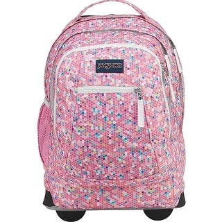 JanSport Driver 8 Rolling Backpack - Confetti - JS00TN8935T