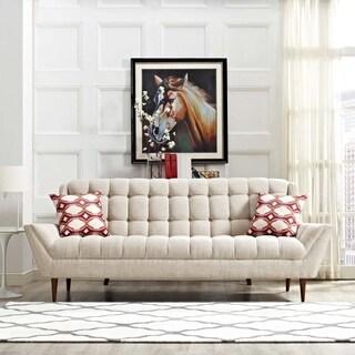 Carson Carrington Billund Upholstered Fabric Sofa