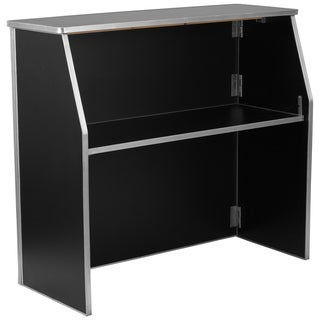4-foot Laminate Foldable Bar