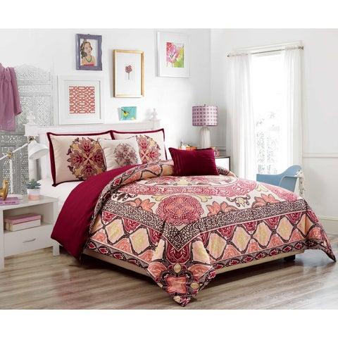 RT Designers Collection Serenity 5-Piece Comforter Set