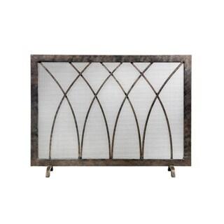 Ornamental Designs Hansel Fireplace Screen