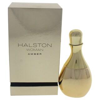 Halston Woman Amber Women's 3.4-ounce Eau de Parfum Spray
