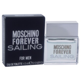Moschino Forever Sailing Men's 0.12-ounce Eau de Toilette Splash (Mini)
