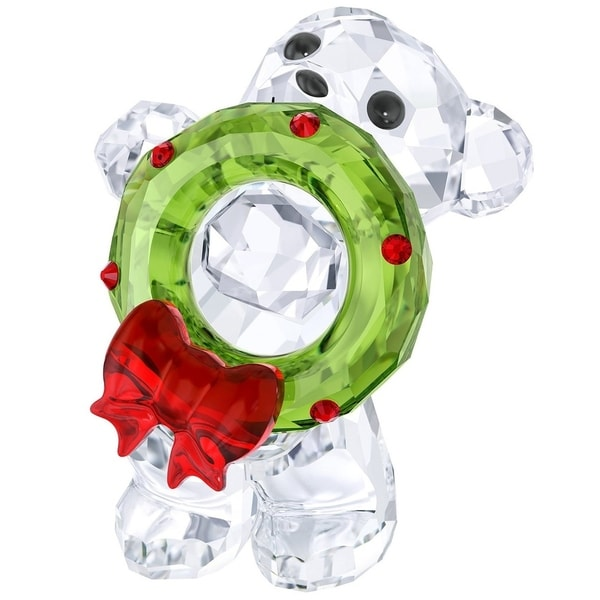 66af31114a Shop Swarovski Kris Bear - Christmas Annual Edition 2017 Figurine - 5286159  - Free Shipping Today - Overstock - 18272179