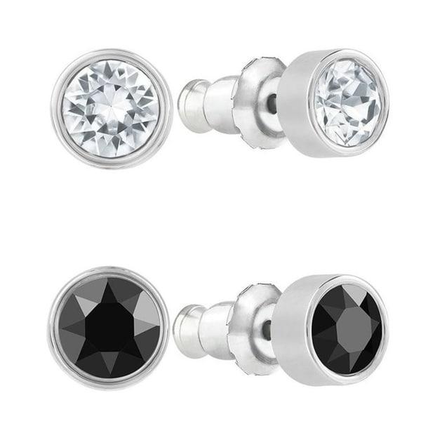 f6d8cadba Shop Swarovski Harley Pierced Earring Set - Multi-Colored - 992847 - Free  Shipping Today - Overstock - 18272245