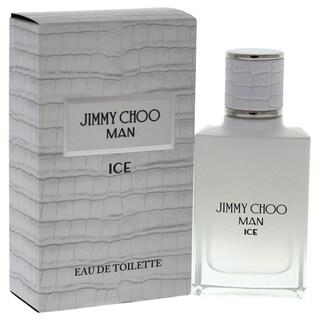 Jimmy Choo Man Ice Men's 1-ounce Eau de Toilette Spray