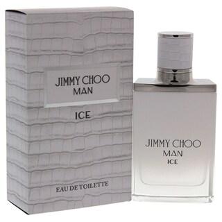 Jimmy Choo Man Ice Men's 1.7-ounce Eau de Toilette Spray