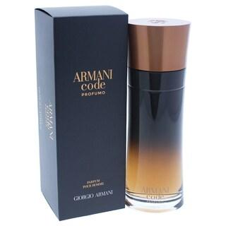 Profumo Armani Code Men's 6.7-ounce Eau de Parfum Spray