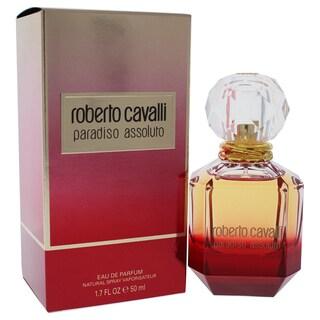 Roberto Cavalli Paradiso Assoluto Women's 1.7-ounce Eau de Parfum Spray
