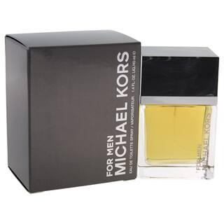 Michael Kors Men's 1.4-ounce Eau de Toilette Spray|https://ak1.ostkcdn.com/images/products/18272716/P24407124.jpg?impolicy=medium