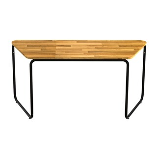 Safco Connect Teaming Work Table, Natural