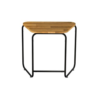 Safco Connect Single Work Table, Natural