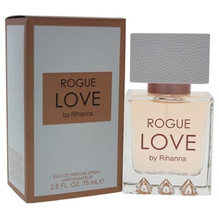 Rihanna Rogue Love Women's 2.5-ounce Eau de Parfum Spray
