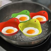 Chef Buddy Egg Poacher (Pack of 6)