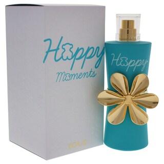 Tous Happy Moments Women's 3-ounce Eau de Toilette Spray
