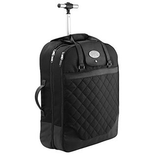 Cabin Max Monaco Dress & Suite Carrier Hand Luggage Suitcase 55x40x20cm