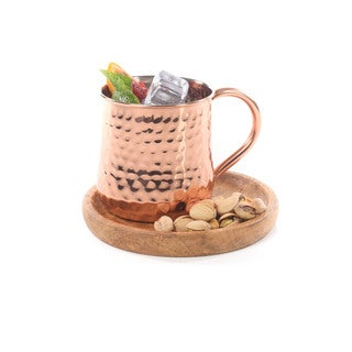 IMPULSE! Copper Moscow Mule Mug