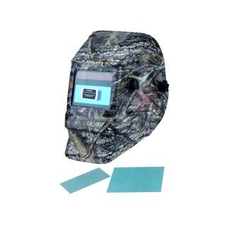 Steel Core Auto-Darkening Welding Helmet with Camo Design