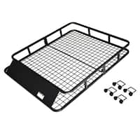Max Load Steel Roof Cargo Basket