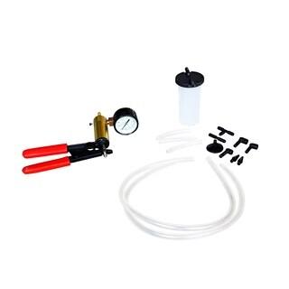 Steel Core Brake Bleeder and Vacuum Pump Kit