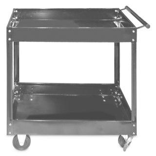 Steel Core 300lb 30in x 16in 2-Shelf Steel Service Tool Cart