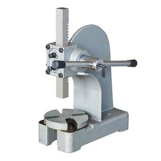 Steel Core 1 Ton Arbor Press
