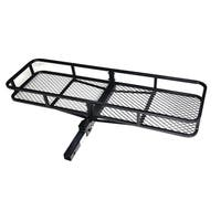 Max Load Folding Hitch Cargo Carrier Basket