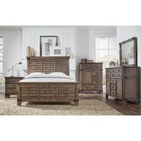 Montana Brown Bed