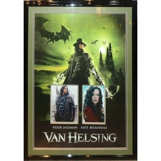 Van Helsing - Signed Movie Poster