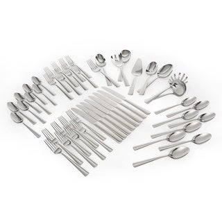 Oneida Chef's Table Entertainment Series: 49-Pc Flatware Set