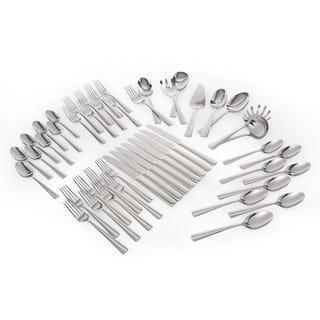 Oneida Chef's Table Entertainment Series: 49-Pc Flatware Set|https://ak1.ostkcdn.com/images/products/18280642/P24414830.jpg?impolicy=medium