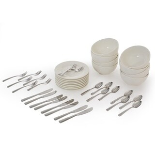 Oneida Chef's Table Entertainment Series: 40-Pc Appetizer Set