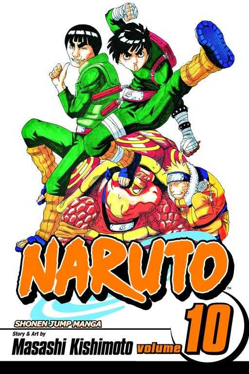 Naruto 10: A Splendid Ninja (Paperback)
