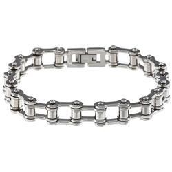 Men's Titanium Chain Link Bracelet|https://ak1.ostkcdn.com/images/products/1831718/Mens-Titanium-Chain-Link-Bracelet-P10167546a.jpg?impolicy=medium