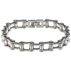 Men's Titanium Chain Link Bracelet