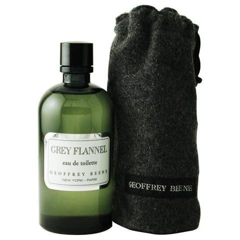 Geoffrey Beene Grey Flannel Men's 8-ounce Eau de Toilette Splash