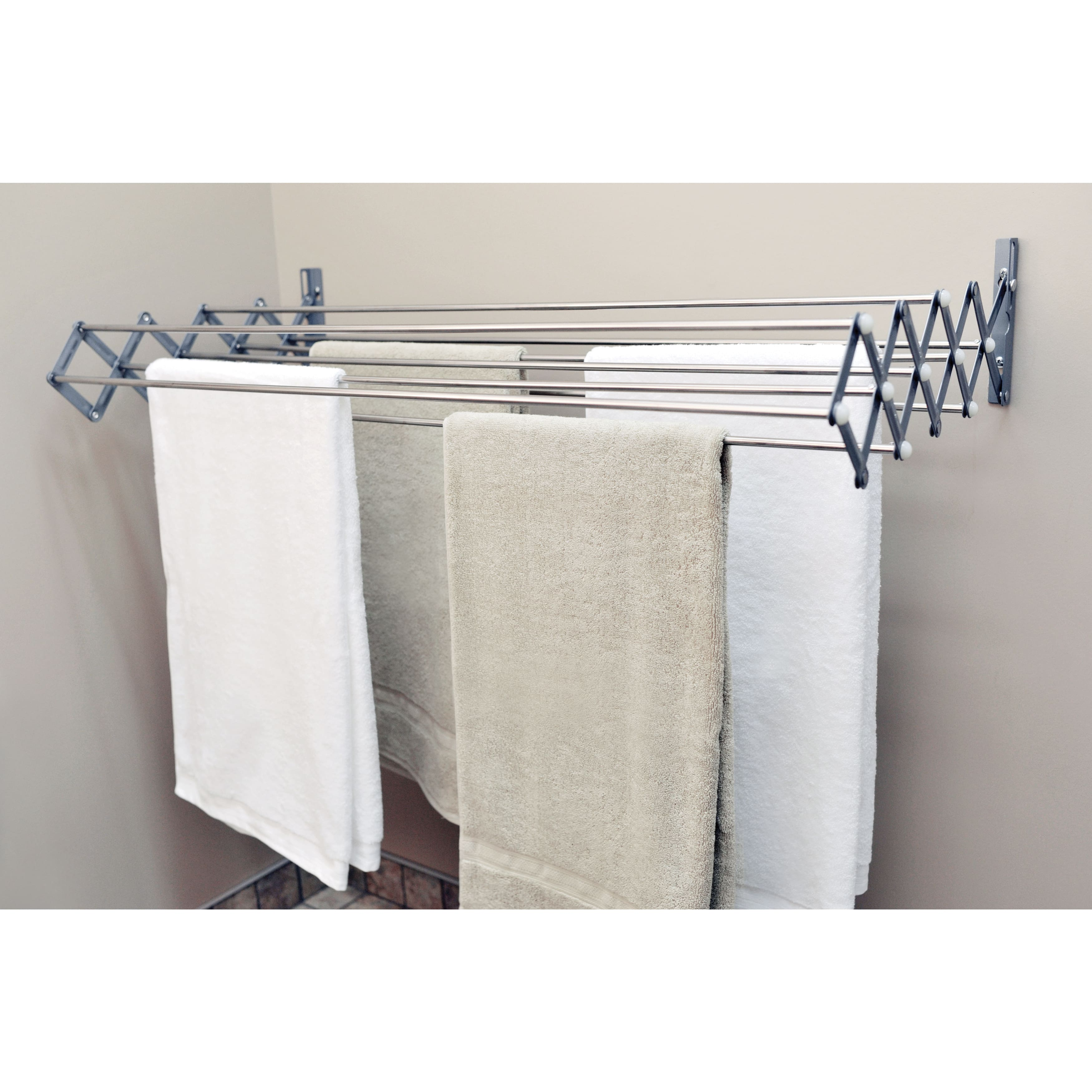 Smart Dryer Expandable Accordion Indoor/Outdoor Drying Rack|https://ak1.ostkcdn.com/images/products/18337188_M.jpg?impolicy=medium