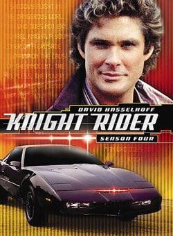 Knight Rider: Season Four (DVD)