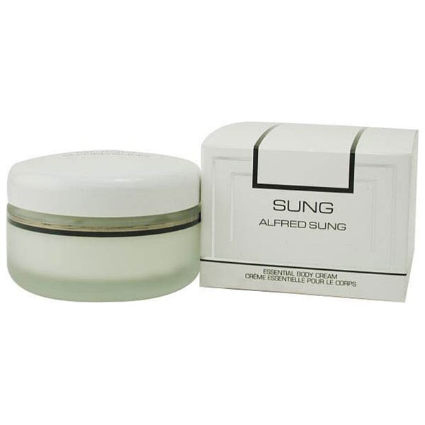 Sung by Alfred Sung Body Cream 6.8oz for  Women