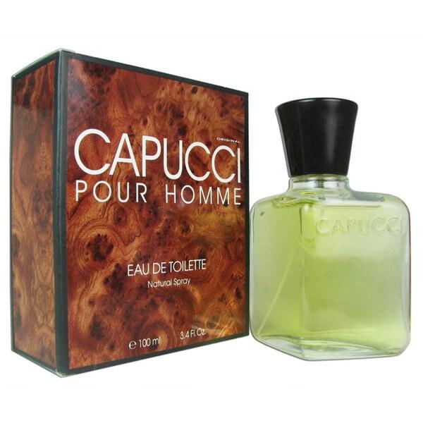 Capucci Men's 3.4-ounce Eau de Toilette Spray