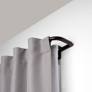 Umbra Twilight Room-Darkening Double Curtain Rod
