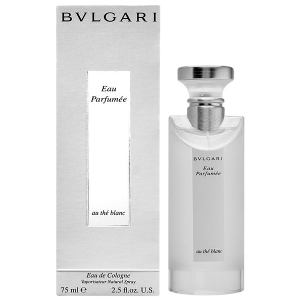 Bvlgari Eau Parfumee Au the Blanc Women's 2.5-ounce Eau de Cologne Spray